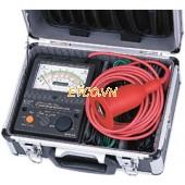 Đồng hồ đo điện trở cách điện, (Mêgôm mét), KYORITSU 3124, K3124 (10kV/100GΩ)