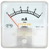 Đồng hồ đo điện gắn tủ đa năng Sew ST-60 ( 2% DC, 2.5% AC, 2.0% tần số)