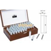 Bộ dưỡng đo hình trụ 51 chi tiết Insize 4166-1D (Ø1.00~1.50/0.01mm)