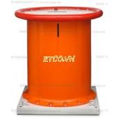 Máy biến áp cao áp KEP IOM-100/16 (100kV, 16kVA)