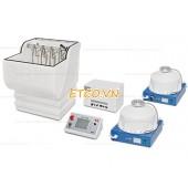 Hệ thống thử găng tay, ủng, kìm tô vít cách điện KEP SVS-100C (100kV, tự động)