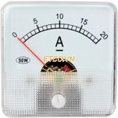 Đồng hồ đo điện gắn tủ đa năng Sew ST-45 ( 2% DC, 2.5% AC, 2.0% tần số)