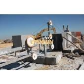 Máy căt đá khôi Blocks DWSG-18A-6P