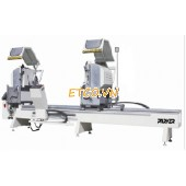 Máy cắt nhôm 2 đầu (chiều dài cắt 4000 mm) LJZ2-500X4200