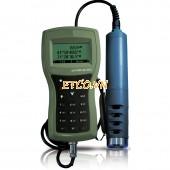 Máy đo đa chiểu tiêu cần tay Hanna HI9828 (pH; ORP; DO; EC; Trở kháng; mặn; TDS; ....)