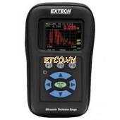 Máy đo độ dày bằng siêu âm Extech TKG250 (1.0-508mm, đo qua lớp sơn, hiển thị xung và mặt cắt )