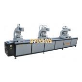 Máy hàn PVC 3 đầu HJ02-3500.3 / 3B