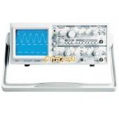 Máy hiện sóng tương tự EZ OS-5020G (20Mhz, 2CH, tích hợp phát xung 1Mhz)