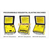 Máy nổ mìn quy mô lớn (Programmable Sequential Blasting Machines)
