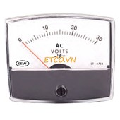 Đồng hồ đo điện gắn tủ đa năng Sew ST-670R ( 2% DC, 2.5% AC)