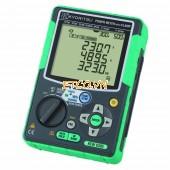 Thiết bị đo phân tích công suất đa năng Kyoritsu 6305-01, K6305-01 (kèm kìm 500A)