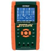 Thiết bị đo phân tích công suất Extech PQ3450 (Kìm đo đến 3000A lựa chọn, datalogger )