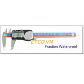 Thước cặp điện tử chống nước Metrology- Đài Loan, EC-9002WA