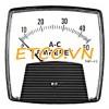 Đồng hồ đo điện gắn tủ đa năng Sew ST-90U ( 2% DC, 2% AC, 2.0% tần số)