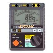 Đồng hồ đo điện trở cách điện, (Mêgôm mét), KYORITSU 3125, K3125 (5kV/1TΩ)