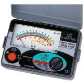 Máy đo điện trở đất KYORITSU 4102AH, K4102Ah (12/120/1200Ω)