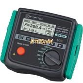 Máy đo điện trở đất - Điện trở suất KYORITSU 4106, K4106