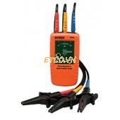 Đồng hồ chỉ thị pha và chiều quay động cơ Extech 480403