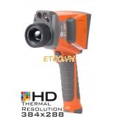 Camera đo nhiệt độ SONEL KT-384 (384 x 288 pixels,-20°C to 400°C)