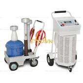 Máy thử nghiệm cao áp KEP HVTS-HP-100/100-17,5 (AC100KV/ DC100KV, 17,5kVA)