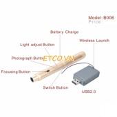 Kính hiển vi kỹ thuật số đa năng wireless B006