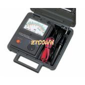 Đồng hồ đo điện trở cách điện, (Mêgôm mét), KYORITSU 3121A, K3121A (2500V/100GΩ)
