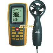 Máy đo tốc độ gió, nhiệt độ, lưu lượng G-Sun GS-GM8902