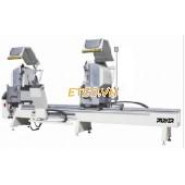 Máy cắt nhôm 2 đầu  LJZ2-500X4200 (Đường kính lưỡi cắt 500mm, chiều dài cắt 4000 mm)