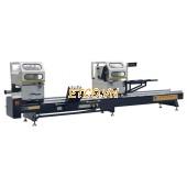 Máy cắt nhôm 2 đầu  kỹ thuật số LJZY-500 * 4200