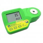 Máy đo độ mặn/nhiệt độ/Tỷ trọng MILWAUKEE MA887 (0 … 50 PSU; 1.000 ... 1.114 S.G; 0 … 800C) )