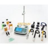 Máy đo PH, ORP, Nhiệt độ, độ dẫn điện,TDS, độ mặn, oxy hòa tan để bàn Extech WQ530 (Tich hợp máy khuấy)