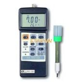 Máy đo pH, mV, nhiệt độ Lutron PH-207