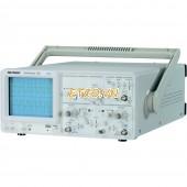 Máy hiện sóng tương tự Gwinstek GOS-620 (20Mhz, 2CH)