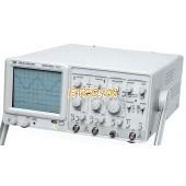 Máy hiện sóng tương tự, phát tín hiệu Gwinstek GOS-620FG (20Mhz, 2CH, 1Mhz)