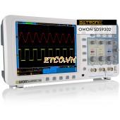 Máy hiện sóng số Owon SDS9302, 300Mhz, 3.2Gsa/s, 2 channel, (Digital Storage Oscilloscope with VGA Owon SDS9302)