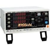 Máy phân tích công suất Hioki 3337-01 (3ch, GP-IB)