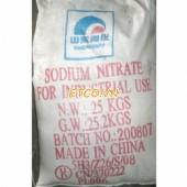Natri Nitrat - Sodium Nitrate - NaNO3