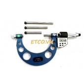 Panme đo ngoài điện tử nhiều đầu đo Metrology- EM-9055