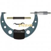 Panme đo ngoài cơ khí Mitutoyo 103-141-10 (100-125mm/ ±3µm)
