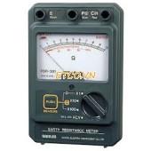 Máy đo điện trở đất Sanwa PDR-301 (10/100/1K ohm)