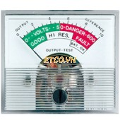 Đồng hồ đo điện gắn tủ đa năng Sew ST-38N ( 2% DC, 2.5% AC, 2.0% tần số)