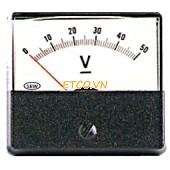 Đồng hồ đo điện DC gắn tủ Sew ST-45U ( 2%)