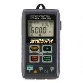Thiết bị ghi dữ liệu - Dòng rò Kyoritsu 5020, K5020 (Power Quality)