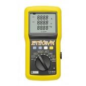 Thiết bị kiểm tra, phân tích nguồn điện và động cơ CA8220