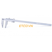 Thước cặp cơ khí INSIZE 1214-600, 0-600mm