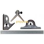 Bộ thước đo góc vạn năng Mitutoyo 180-907U (300mm)