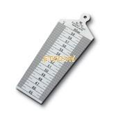 Thước đo khe hở mối ghép mép hàn (45-60 mm)