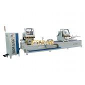 Máy cắt nhôm hai đầu ZJG-500x4200 (Chiều dài cắt 4200mm, đường kính lưỡi cắt 500mm)